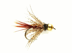 Image de TUNGSTEN NYMPHEN SOFT HACKLE PHEASANT TAIL