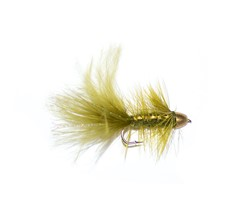 Image de STREAMER GOLDEN BULLET OLIVE FLASH