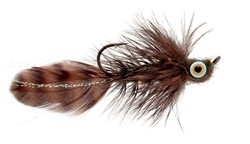 Bild von STREAMER NEAR NUFF SCULPIN BROWN