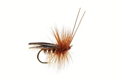 Image de TROCKENFLIEGE SEDGE SAVILLE SUPER DARK BROWN