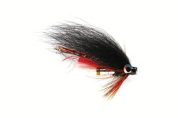 Picture of TUBE FLIES BLACK TEMPLEDOG