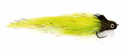 Picture of STREAMER MONSTER DEERHAIR DIVER CHARTRUESE