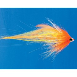 Imagen de STREAMER PIKE COLLECTOR YELLOW/ORANGE