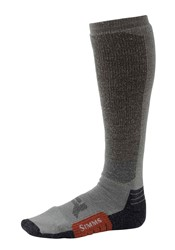 Picture of SIMMS GUIDE MIDWEIGHT SOCK  GUNMETAL