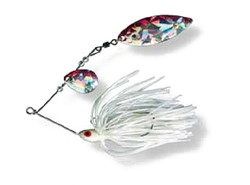 Picture of SÄNGER SPINNERBAITS ROT SILBER