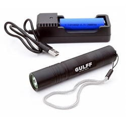 Изображение GULFF PRO 365nm/3w UV LIGHT