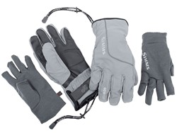 Immagine di SIMMS GLOVES PRODRY + LINER STEEL