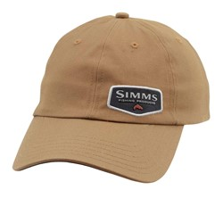 Bild von SIMMS OIL CLOTH CAP HONEY BROWN