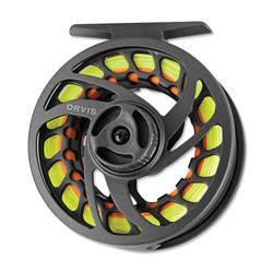 Immagine di ORVIS CLEARWATER® LARGE ARBOR REEL II GRAY