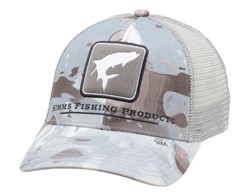 Bild von SIMMS TARPON ICON TRUCKER CLOUD CAMO GREY