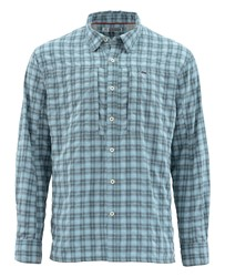 Immagine di SIMMS BUGSTOPPER SHIRT STORM PLAID