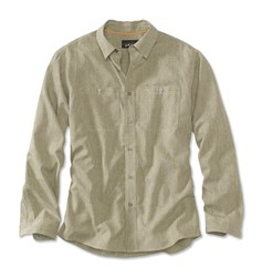 Imagen de ORVIS TECH CHAMBRAY WORK SHIRT CANTEEN