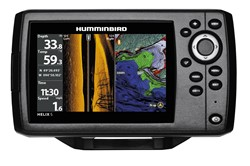 Bild von HUMMINBIRD ECHOLOT-GPS HELIX 5 SI, SIDE IMAGING DOWN IMAGING & DUALBEAM PLUS