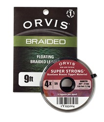 Bild von ORVIS FLOATING BRAIDED LEADER SYSTEM