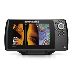 Bild von HUMMINBIRD HELIX 7 SI GPS MEGA SIDE IMAGING, MEGA DOWN IMAGING & DS