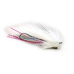Bild von STREAMER TROUT INTRUDER WHITE