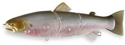 Bild von LUCKY CRAFT REAL CALIFORNIA SUPREME 200 GHOST MINNOW