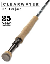 Immagine di ORVIS CLEARWATER ROD 103-4