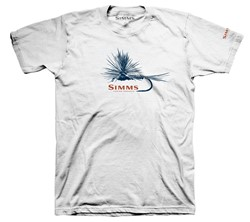Immagine di SIMMS ADAMS FLY T-SHIRT WHITE