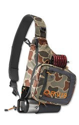 Bild von ORVIS SAFE PASSAGE SLING PACK  BROWN CAMO