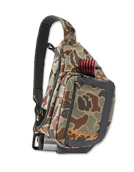 Immagine di ORVIS SAFE PASSAGE GUIDE SLING PACK BROWN CAMO