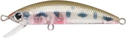 Imagen de LUCKY CRAFT HUMPBACK MINNOW 50 SP GHOST VAIRON