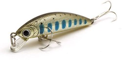 Imagen de LUCKY CRAFT HUMPBACK MINNOW 50 SP YAMAME SILVER