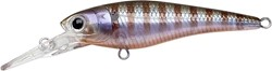 Imagen de LUCKY CRAFT BEVY SHAD 50 SP GHOST BLUE GILL