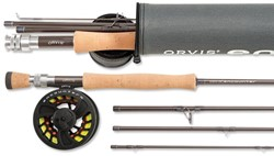 Image de ORVIS ENCOUNTER OUTFIT 905-4 FLIEGENFISCHER-SET