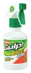 Imagen de BERKLEY GULP! ALIVE! ATTRACTANT LOCKSTOFF SPRAY MINNOW