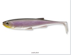 Immagine di DAIWA DUCKFIN LIVESHAD PURPLE GHOST
