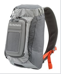 Picture of SIMMS WAYPOINTS SLING PACK SMALL GUNMETAL
