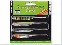 Image de CORMORAN DROP SHOT FRY SET 2 10cm