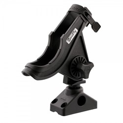 Immagine di SCOTTY BAITCASTER & SPINNING ROD HOLDER / RUTENHALTER FÜR STATIONÄRROLLE UND MULTIROLLE