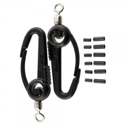 Immagine di SCOTTY DOWNRIGGER WEIGHT SWIVEL HOOKS / BLEIEINHÄNGER