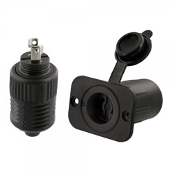 SCOTTY 12V DOWNRIGGER PLUG AND RECEPTACLE FROM MARINCO®の画像
