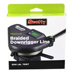 Immagine di SCOTTY 200LB. TEST – PREMIUM BRAIDED DOWNRIGGER LINE – 300 FT, Immagine 1