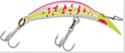 Picture of LUHR JENSEN KWIKFISH BLAZING PINK UV RATTLE