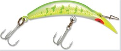 Immagine di LUHR JENSEN KWIKFISH BLAZING GREEN UV RATTLE