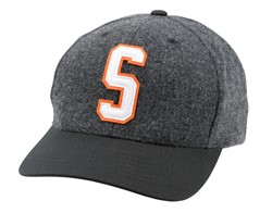 Picture of SIMMS WOOL VARSITY CAP COAL