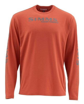 Image de SIMMS TECH TEE SIMMS ORANGE