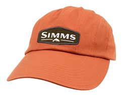 Picture of SIMMS DOUBLE HAUL CAP SIMMS ORANGE