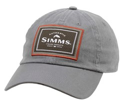 Picture of SIMMS SINGLE HAUL CAP GUNMETAL