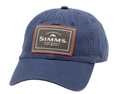 Picture of SIMMS SINGLE HAUL CAP ADMIRAL BLUE