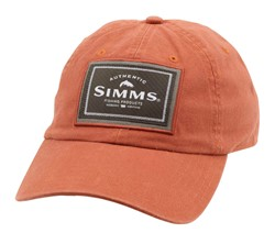 Picture of SIMMS SINGLE HAUL CAP SIMMS ORANGE