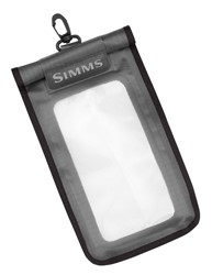 Picture of SIMMS WATERPROOF TECH POUCH LARGE GUNMETAL