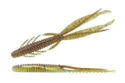 "Picture of O.S.P. DOLIVE SHRIMP 3"" GREEN PUMPKIN / CHART"