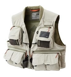 Picture of SIMMS GUIDE VEST KHAKI