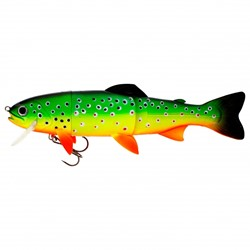 Image de WESTIN TOMMY THE TROUT CRAZY FIRETIGER 25CM